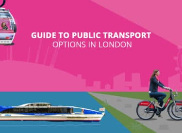 Guide to Public Transport Options in London