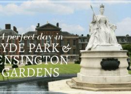 Hyde Park & Kensington Gardens – London Tour guide