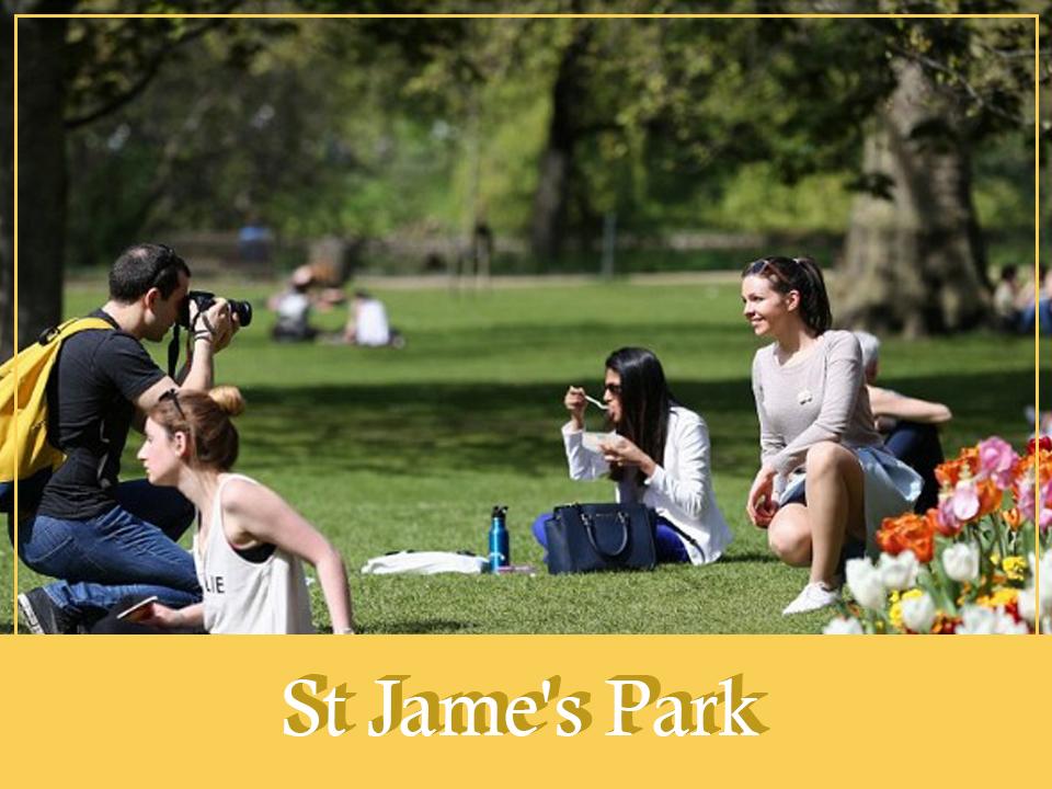 St-Jame's-Park
