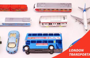 Understanding modes of transportation in London
