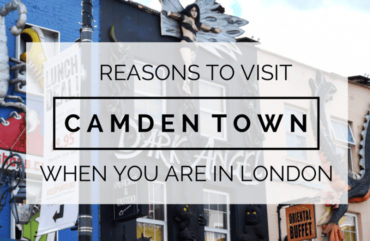 A Memorable and Fascinating Visit To Camden Town in London