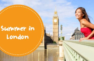 Summer In London – 10 Must To Attend Events