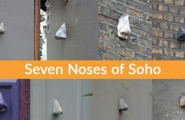 Seven Noses Of Soho – Explore Exciting London Art Adventure