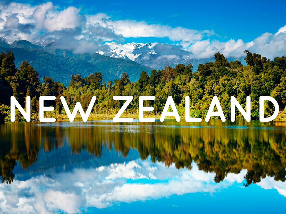 New Zealand best destinations to travel in 2018