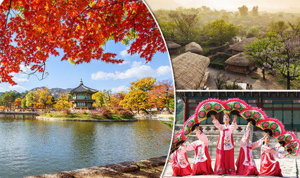 South-Korea-holiday-places to visit